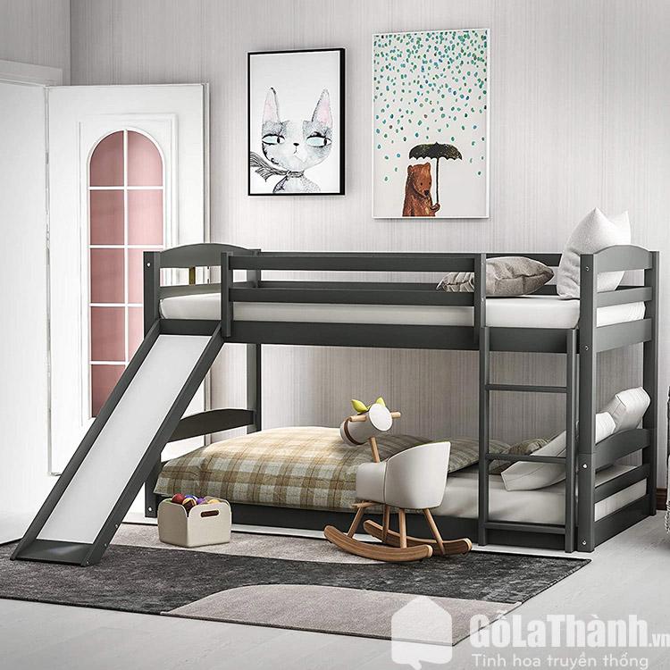 Giường tầng cầu trượt