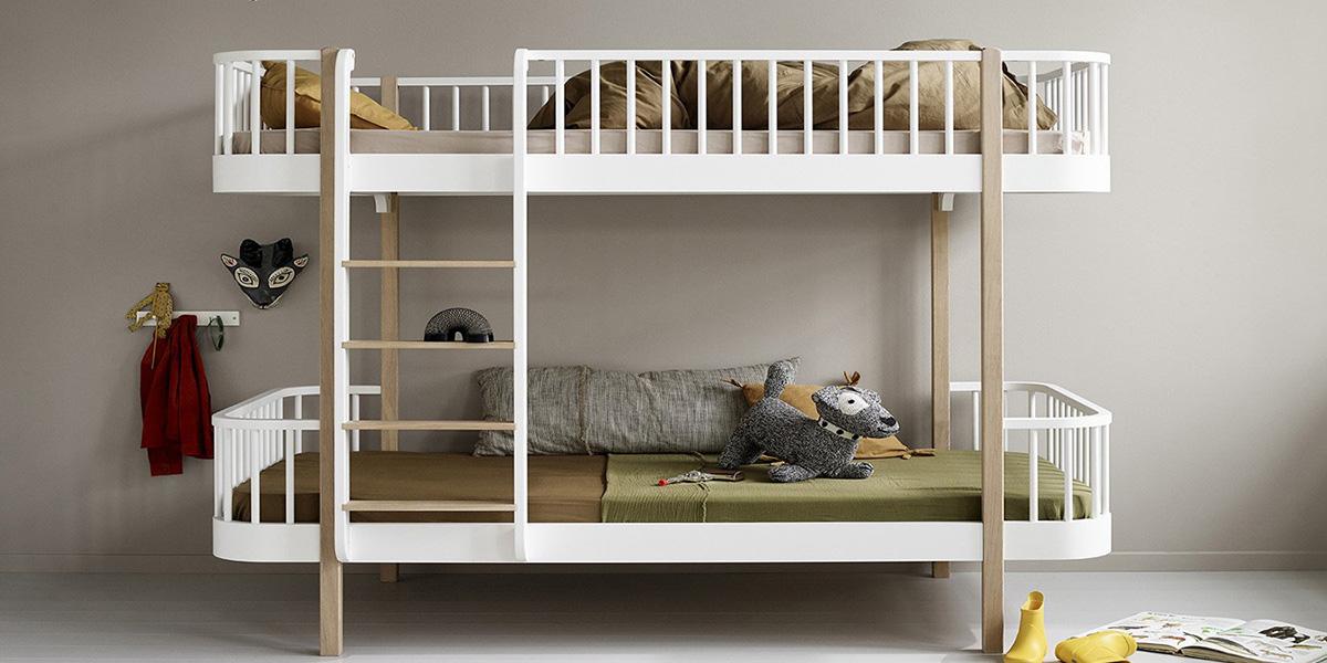 Những mẫu giường tầng cho trẻ em cực đẹp mẹ không thể bỏ qua