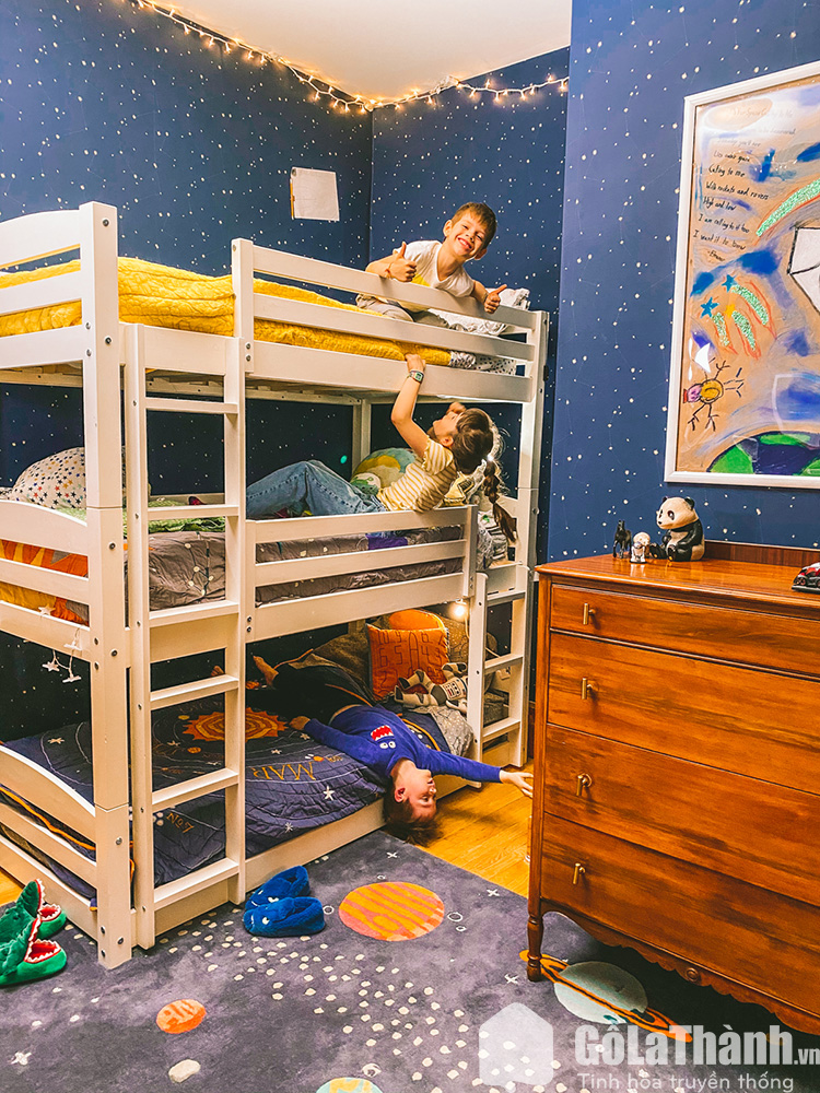 Giường tầng cho trẻ em