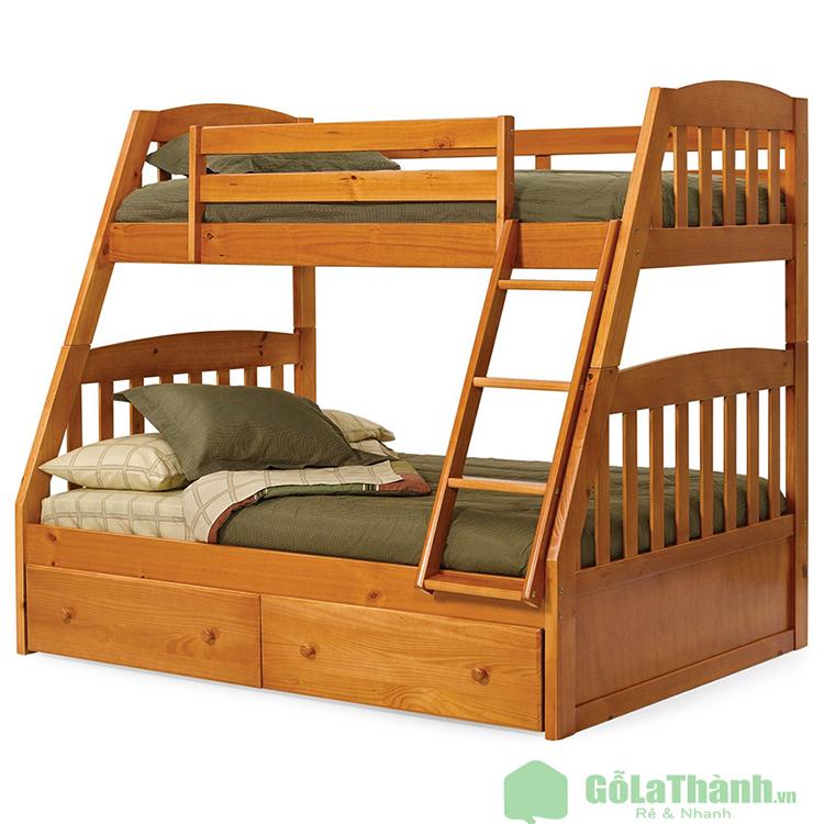 Tủ gỗ thiết kế chắc chắn