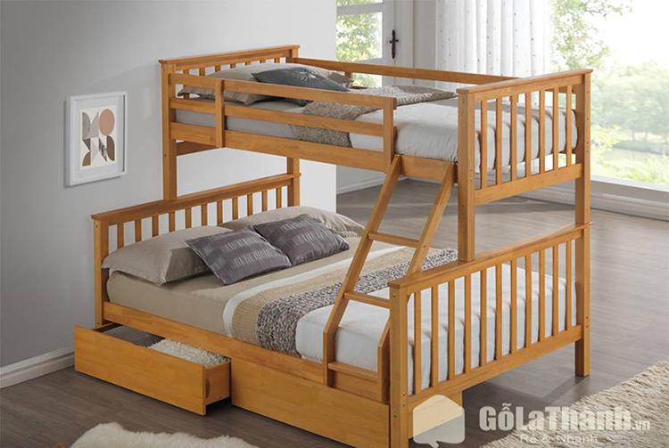 Chất liệu giường tầng