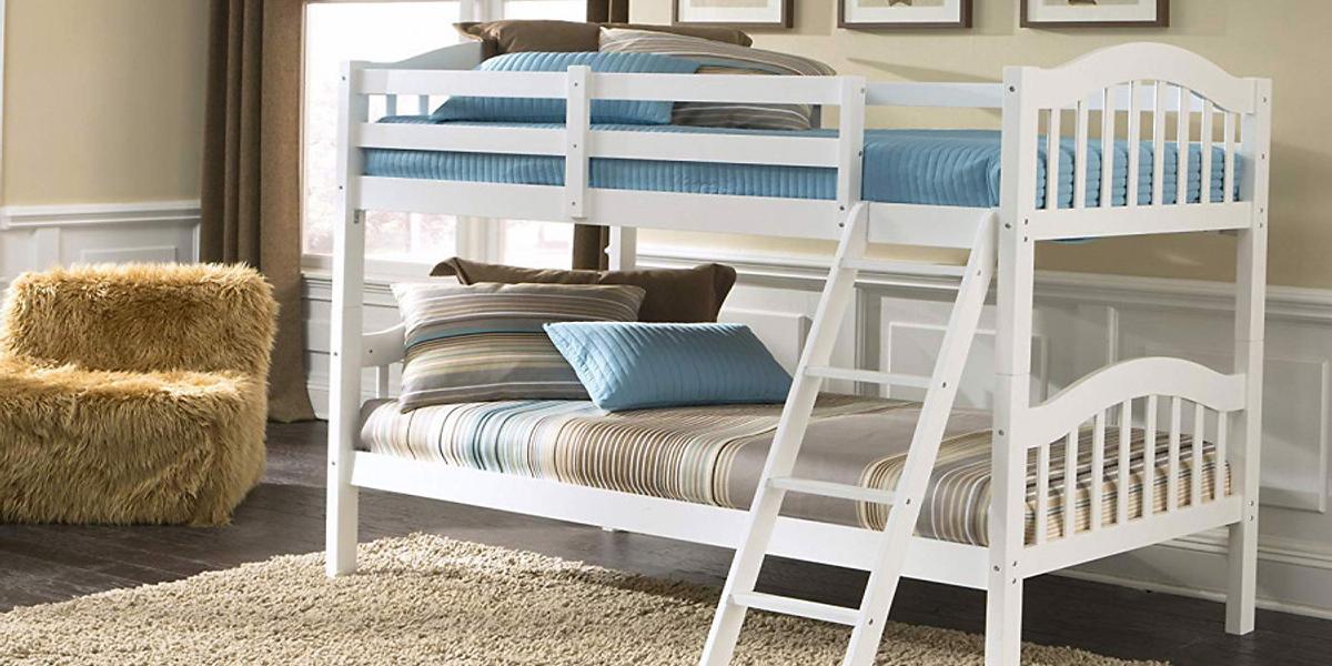 Kinh nghiệm chọn mua giường tầng gỗ đẹp, chất lượng