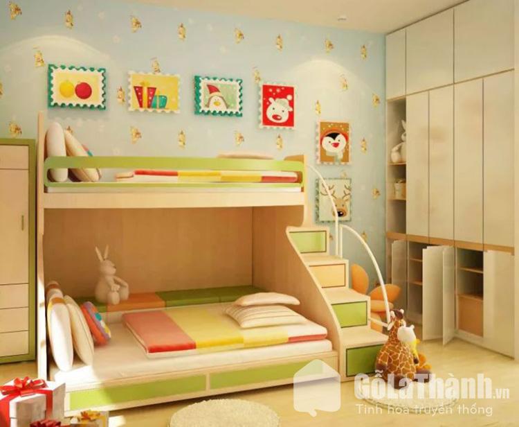 giường tầng thông minh tại gotrangtri.vn