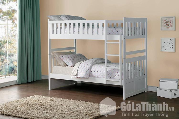 giường tầng thông minh đẹp cho trẻ em