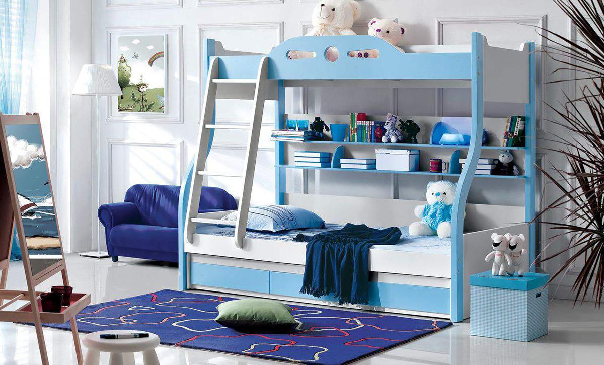 giường tầng thông minh trẻ em