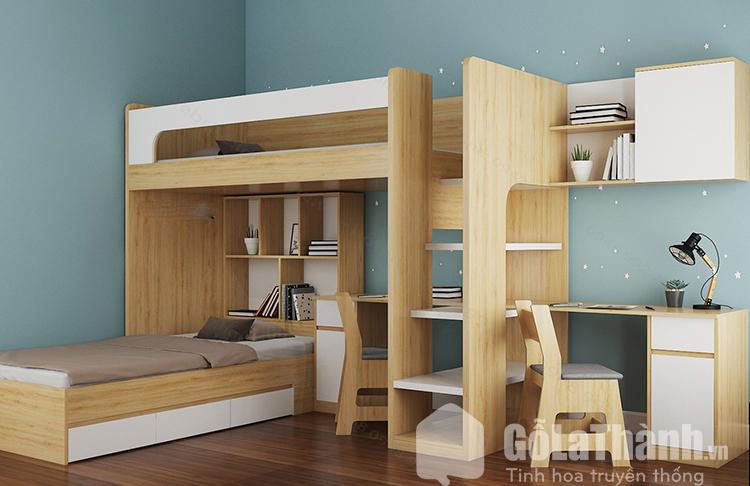 Giường 2 tầng thông minh