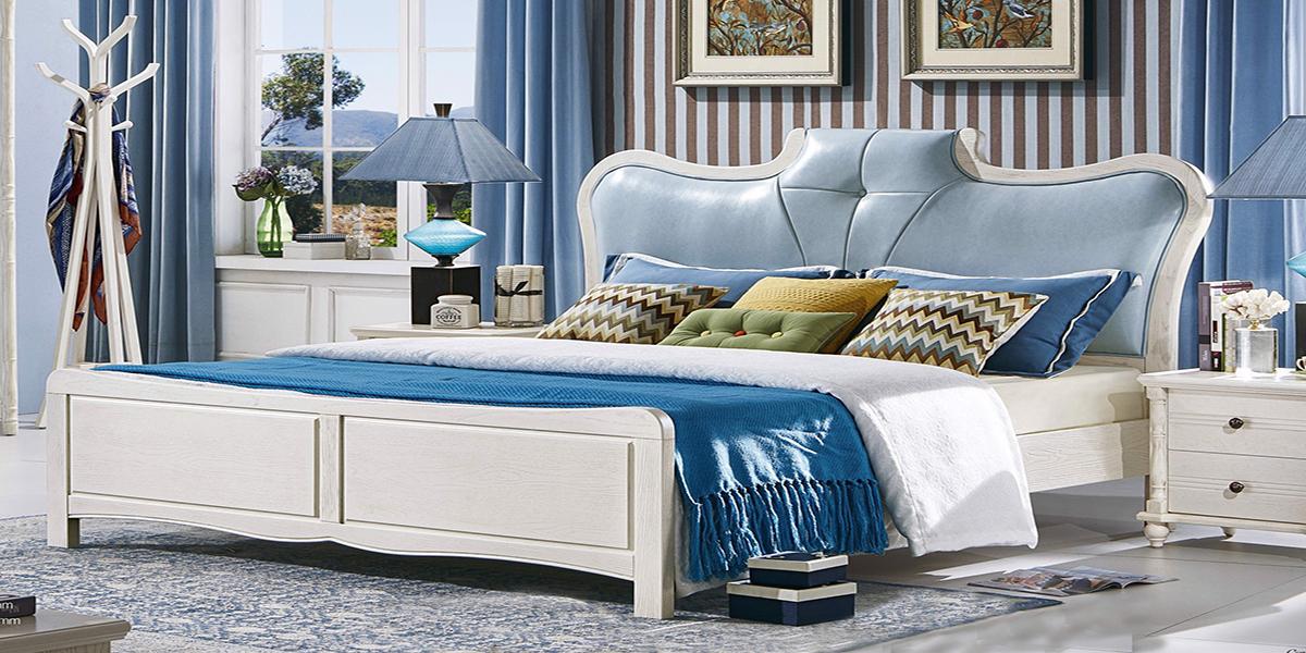 Tổng hợp 4 mẫu giường gỗ cao cấp đẹp hot nhất hiện nay