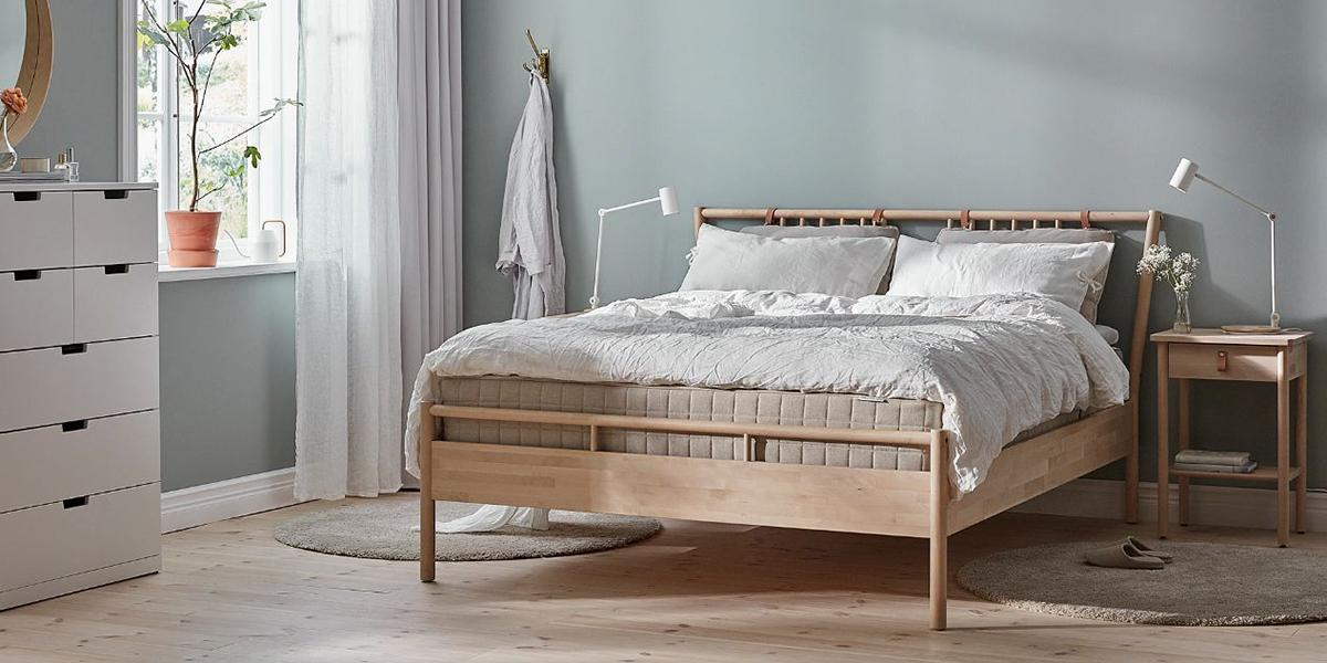 Giường gỗ cao su có chất lượng không? Có nên sử dụng không?