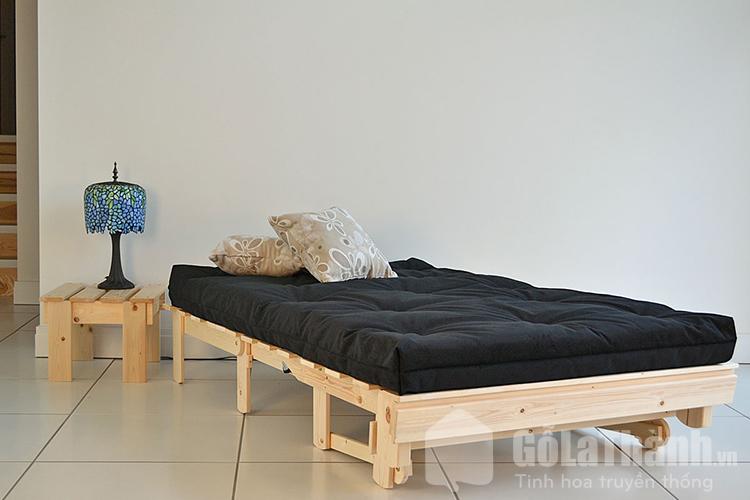 giường gấp đơn giản