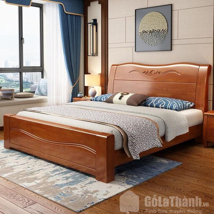 giường gỗ xoan đào có tốt không