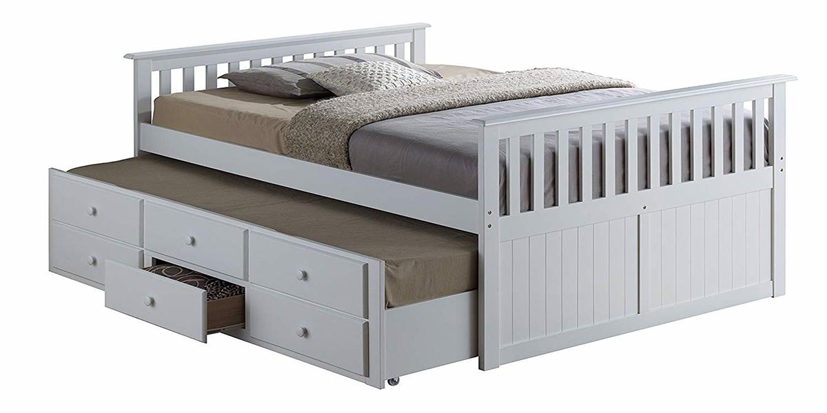 Giường hộp 1m2 với những ưu điểm mà người độc thân nên mua