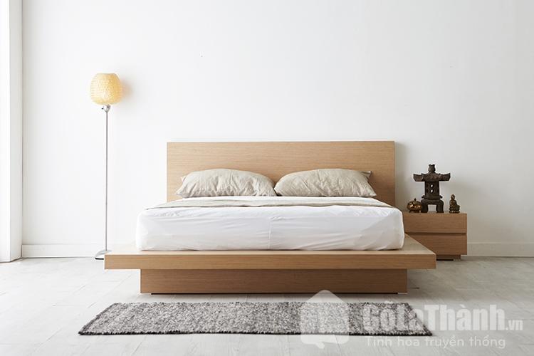 các kiểu giường gỗ