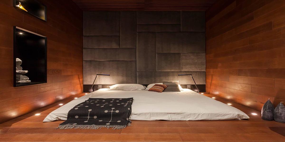 Giường ngủ cho 4 người và các thiết kế độc đáo cho gia đình hiện đại