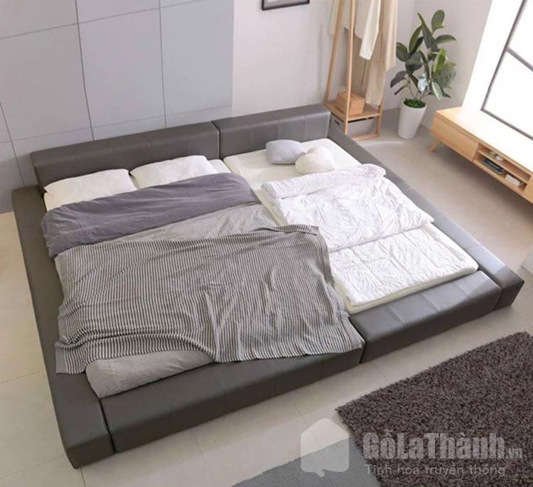 giường ngủ ghép cho 4 người