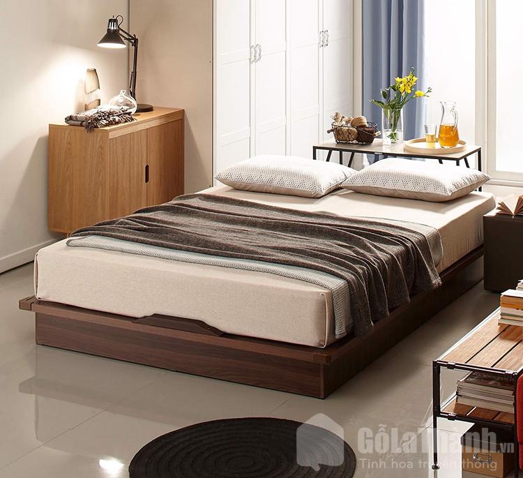 giường hộp kiểu Hàn