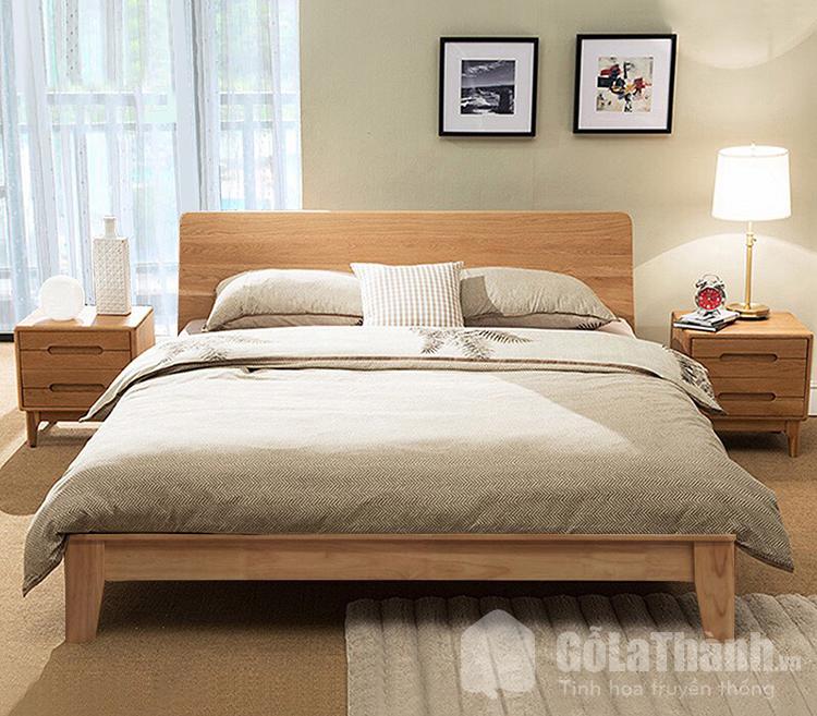 giường ngủ kiểu Hàn