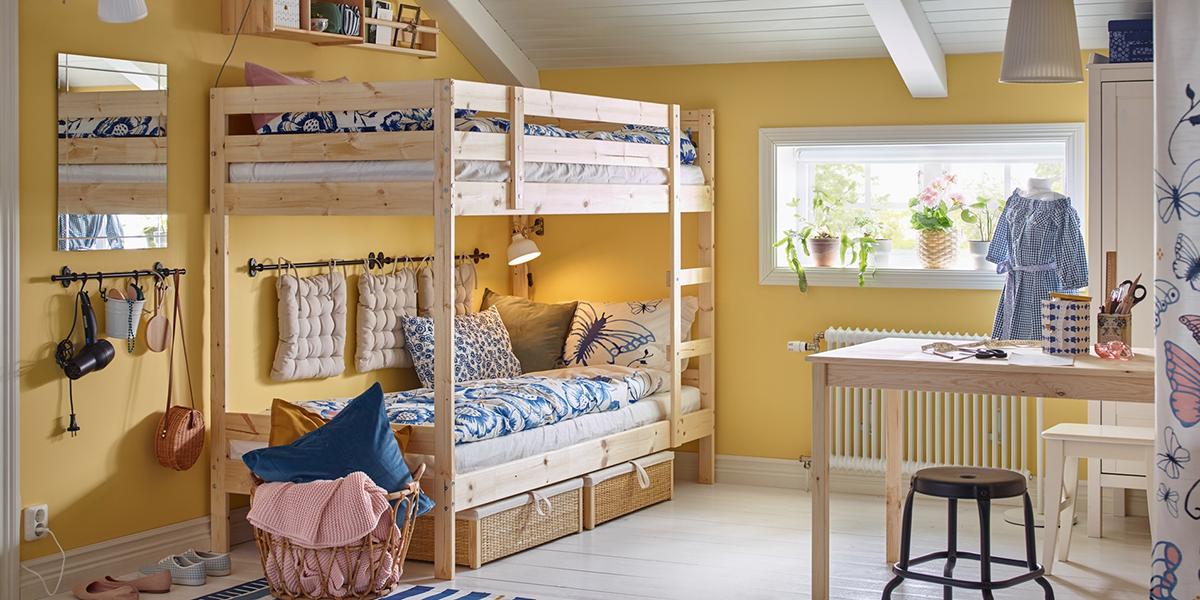 Giường tầng 2m và những lưu ý cần biết trước khi chọn mua