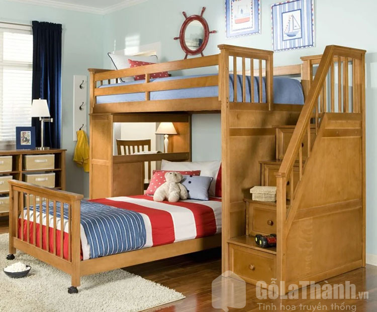 giường tầng cho gia đình