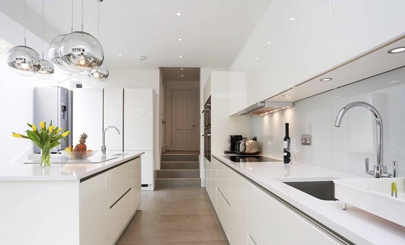 Thiết kế phòng bếp sao cho hợp lý