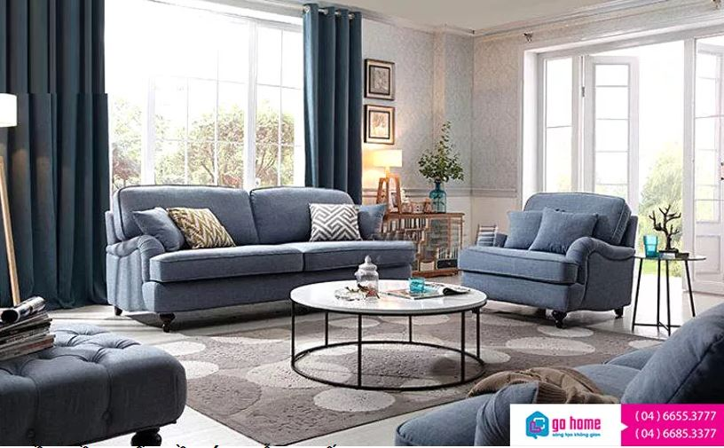 Những mẫu bàn ghế sofa gỗ đẹp đơn giản, ấn tượng