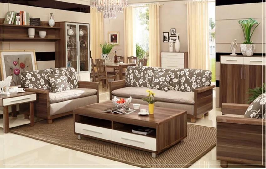 Bạn đã biết cách chọn sofa gỗ đẹp ấn tượng chưa?