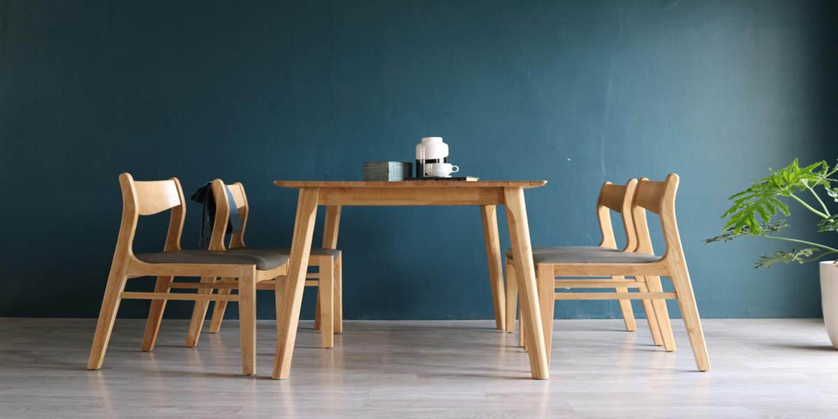 Xu hướng lựa chọn bàn ăn đẹp giá rẻ cho gia đình hiện nay