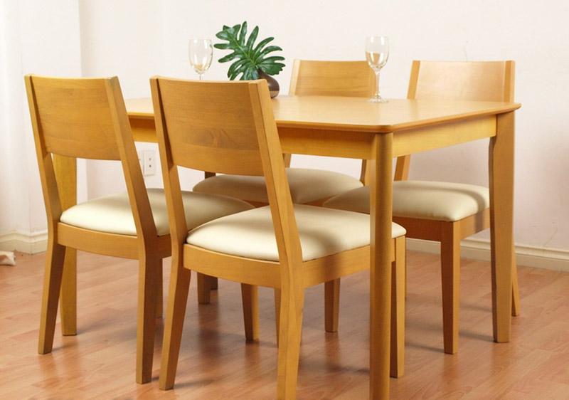 Những mẫu bàn ăn gia đình cho bữa cơm ấm áp sum vầy