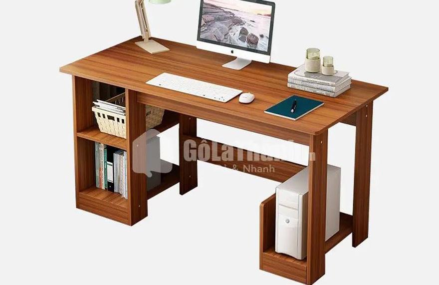 mẫu bàn thiết kế thông minh, hiện đại và độc đáo từ gỗ tự nhiên