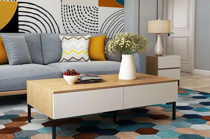 Bật mí 5 mẫu bàn sofa hiện đại HOT nhất 2020