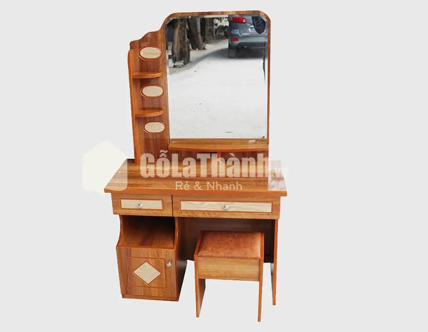 bàn trang điểm gỗ công nghiệp giá rẻ