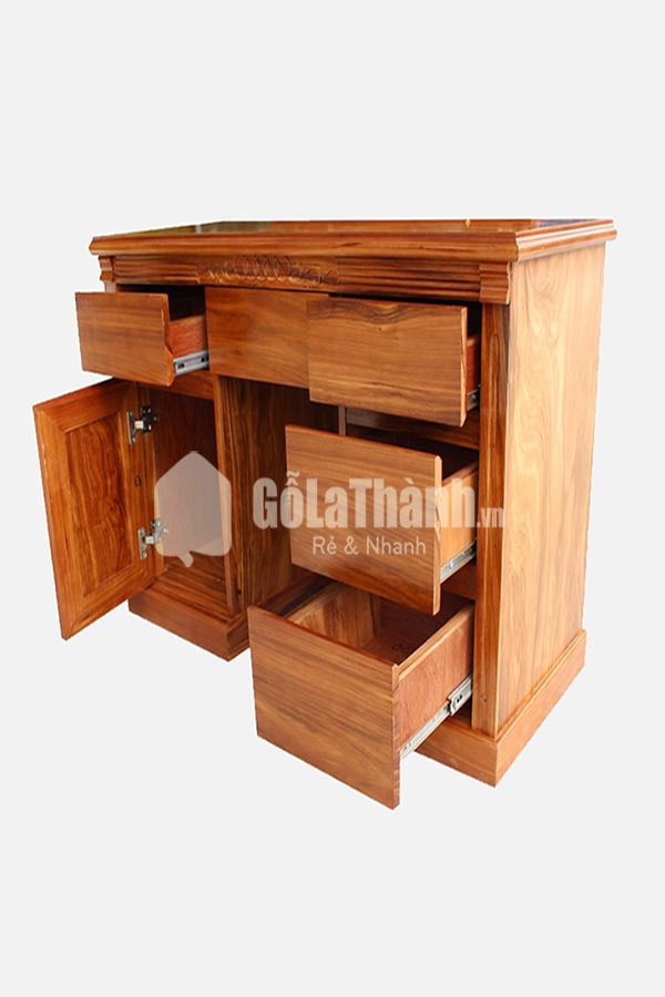 Bàn trang điểm gỗ hương giá rẻ chất lượng GLT-411