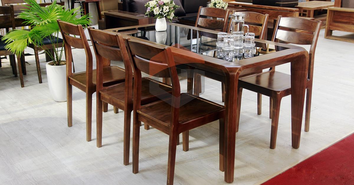 Lý do bàn ăn đẹp gỗ tự nhiên được ưa chuộng