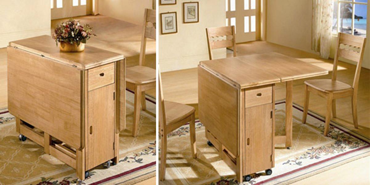 TOP mẫu bộ bàn ghế ăn giá rẻ từ gỗ tự nhiên