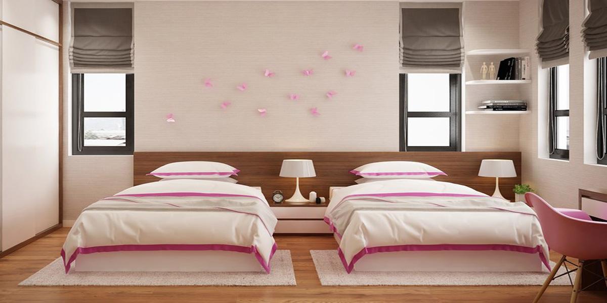 Có nên ghép 2 giường trong phòng ngủ không? Ưu và nhược điểm