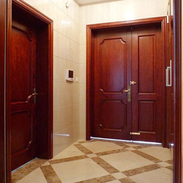 Những mẫu cửa 2 cánh làm cửa chính có thể bạn quan tâm