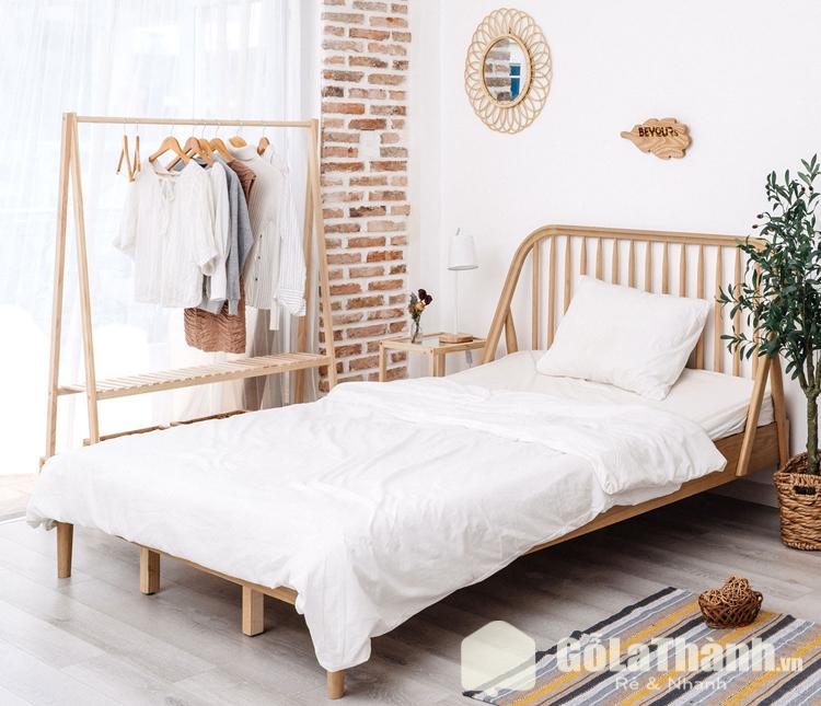 phong cách vintage bằng gỗ