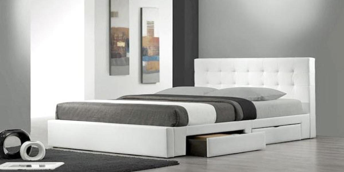 Giường có tủ dưới gầm và những ưu nhược điểm nên biết