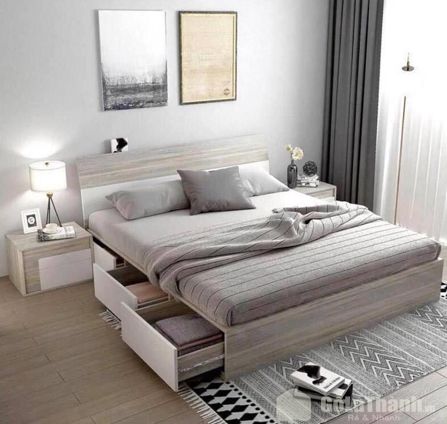 giường cưới giá rẻ