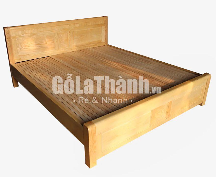 giường gỗ giá rẻ