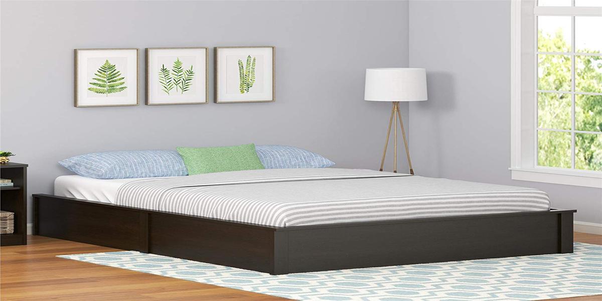 Kiểu giường không gầm và những đặc điểm nổi bật