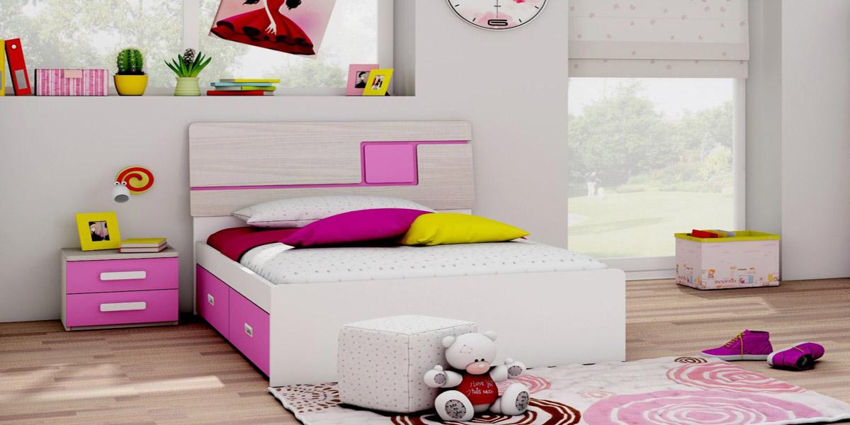 giường ngủ mini