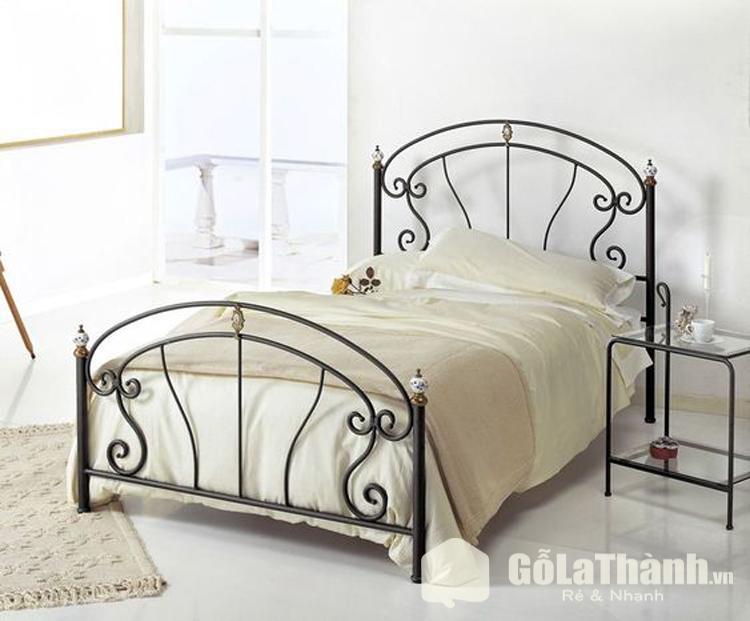 giường ngủ khung sắt