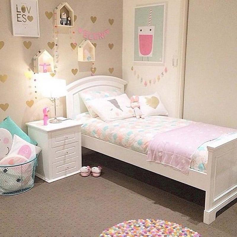 Giường ngủ cho bé gái chất lượng