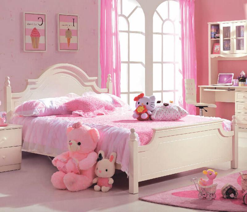 giường ngủ an toàn cho bé