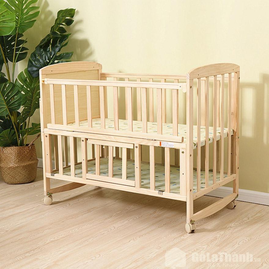 giường ngủ cho bé giá rẻ
