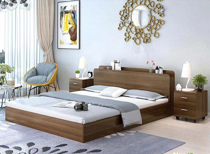 Giường ngủ giá rẻ chất lượng