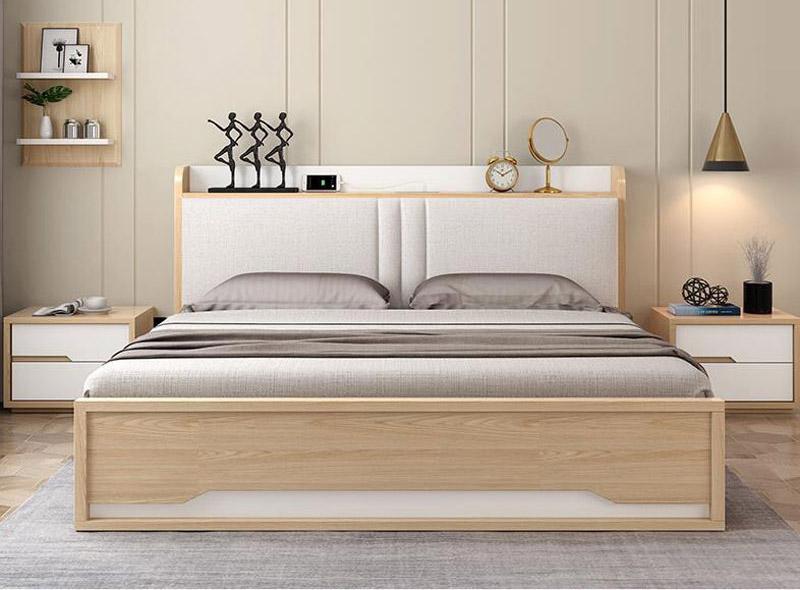 Màu sắc giường ngủ