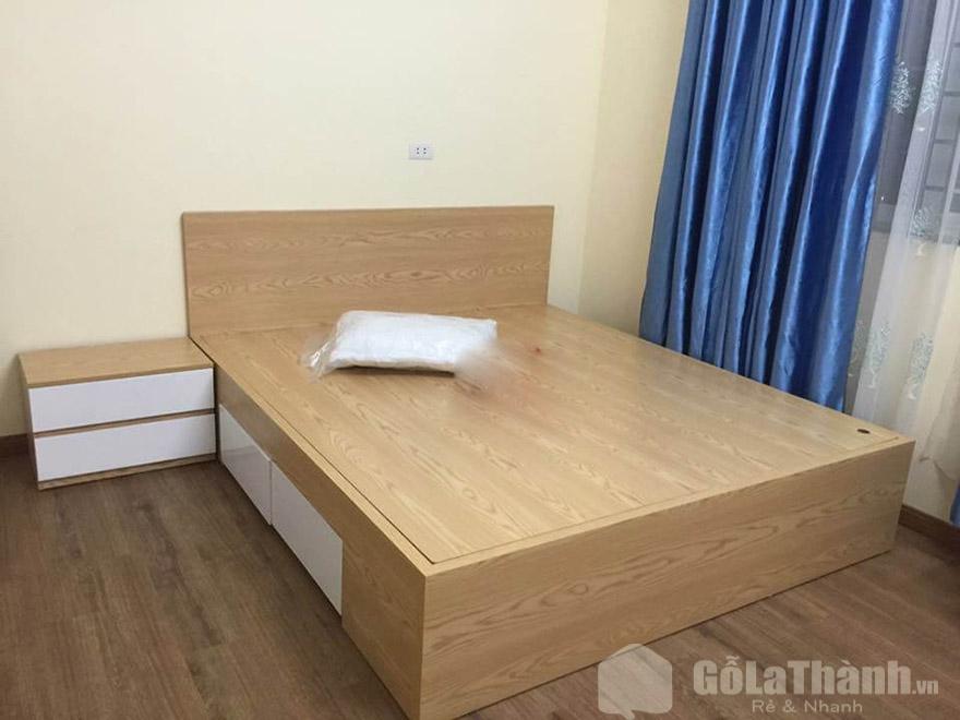 giường ngủ kiểu nhật giá rẻ