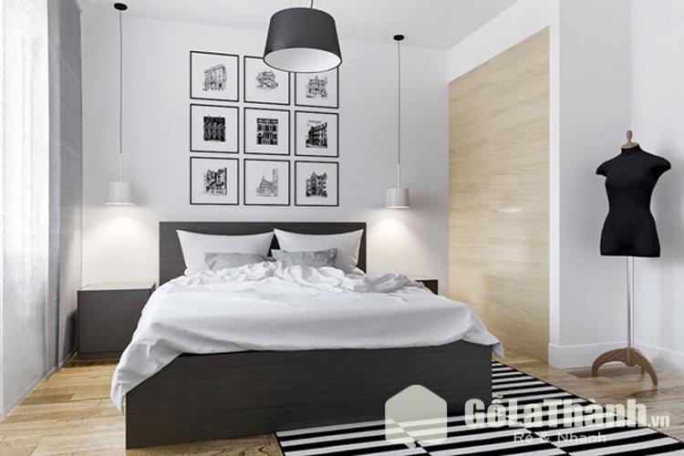 phòng ngủ thiết kế hiện đại, sang trọng