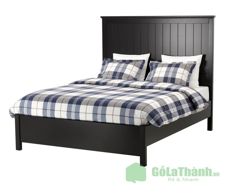 thiết kế thành đầu giường cao